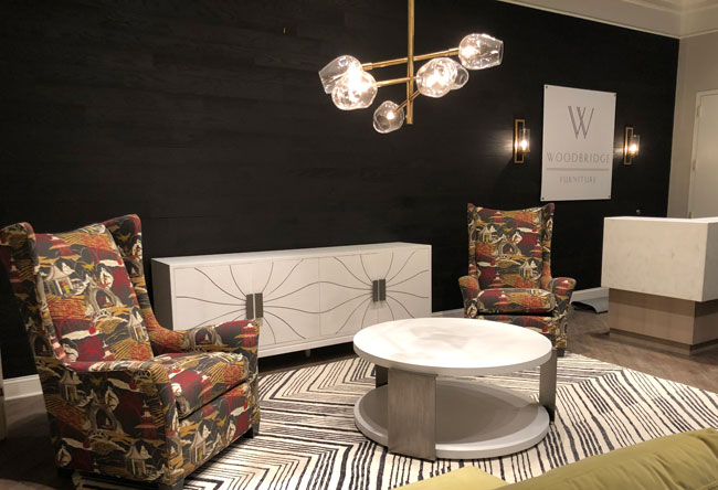 Woodbridge Furniture Opening New Showroom Home Accents Today