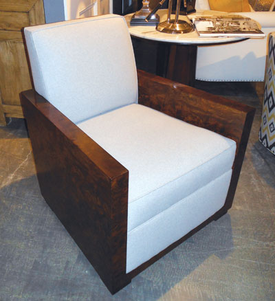 Accent Chairs Offer Easy Way To Add Excitement Color