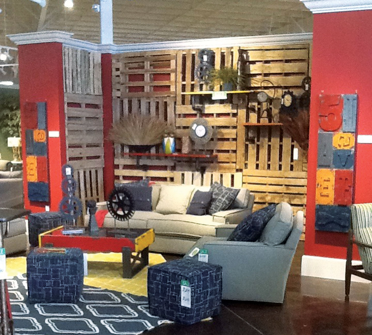 Montgomerys Opens Third Store Furniture Today
