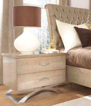 This Nightstand Is From Exstra Design, A New Contemporary Case Goods  Specialist Formed By Industry