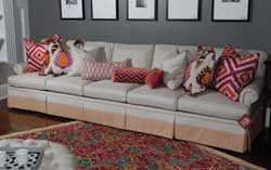 Southwood Furniture Is Showing A 131 Inch Sofa At Market, Underscoring The  Companyu0027s Domestic