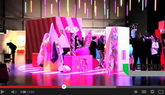 Heimtextile Video 2014 Trend Coverage