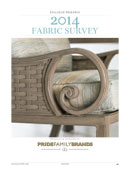 Casual Living's Fabric Survey for 2014